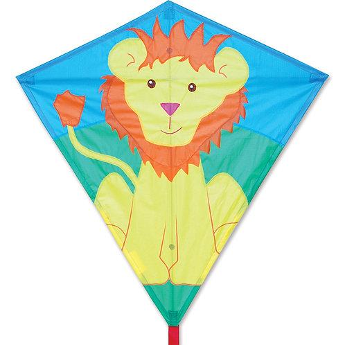 "30"" LIONEL LION DIAMOND KITE"