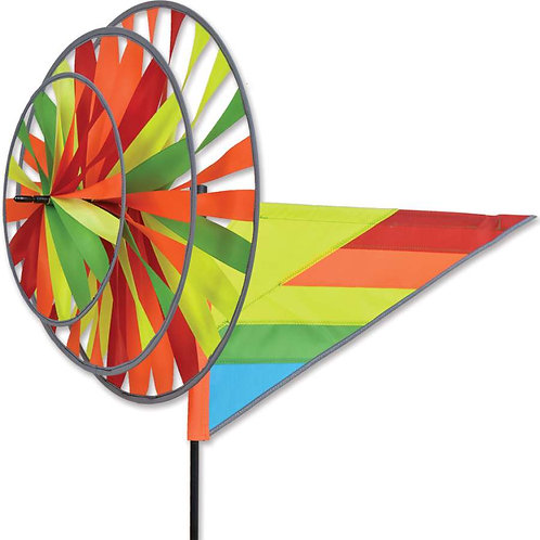 REFLECTIVE COLORS TRIPLE SPINNER