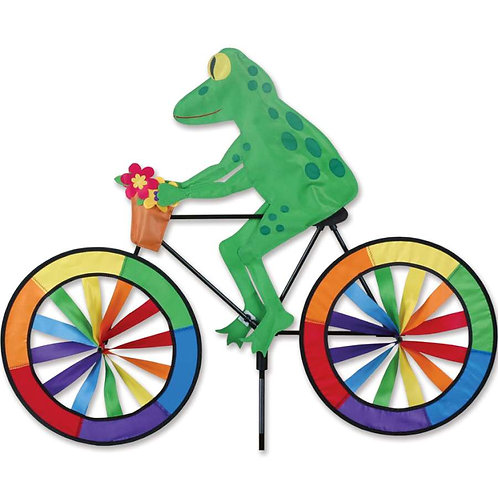 30in TREE FROG BICYCLE SPINNER