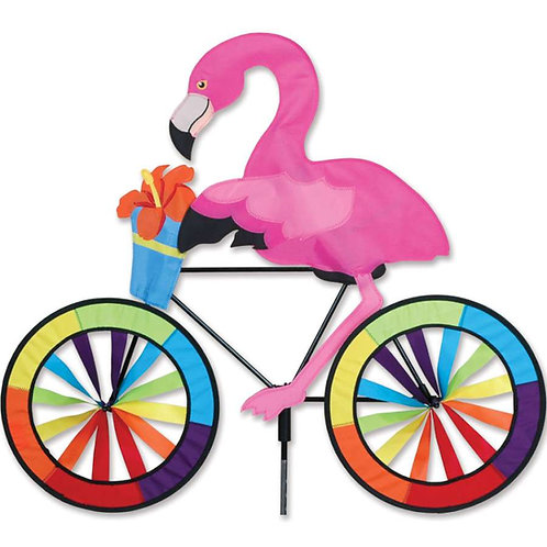 20in FLAMINGO BICYCLE SPINNER