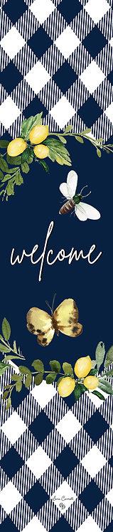 LEMON WELCOME YARD EXPRESSION