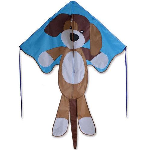 PUPPY DOG LARGE EASY FLYER KITE