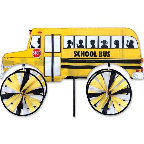 29in SCHOOL BUS SPINNER