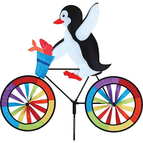 30in PENGUIN BICYCLE SPINNER