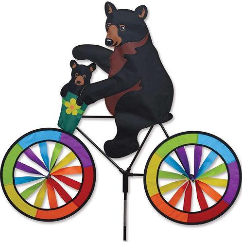 30in BLACK BEAR BICYCLE SPINNER
