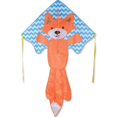 FRANKIE FOX LARGE EASY FLYER KITE