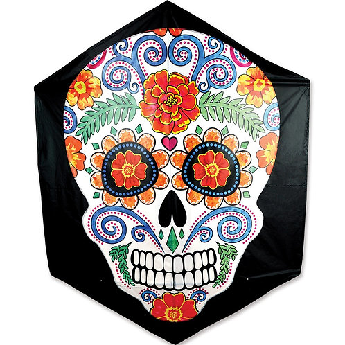 ROKKAKU KITE  - DAY OF THE DEAD