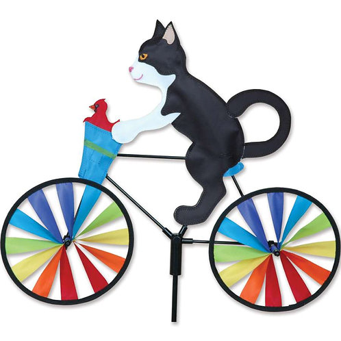 20in TUXIDO CAT BICYCLE SPINNER