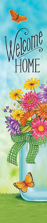 COLORFUL DAISIES YARD EXPRESSION