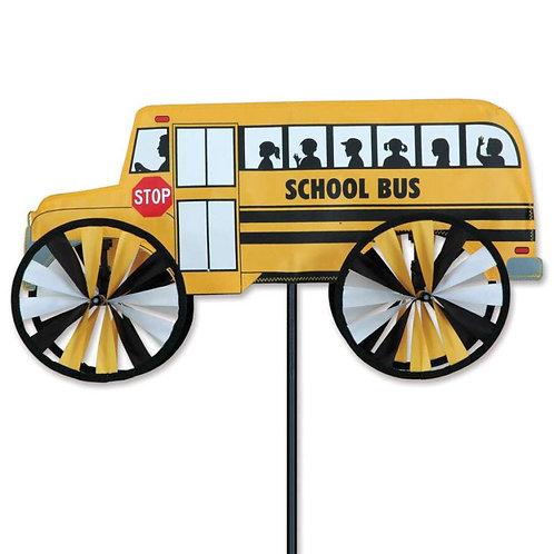 18in SCHOOL BUS SPINNER
