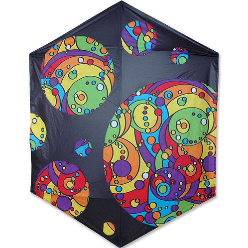 ROKKAKU KITE  - BLACK RAINBOW ORBIT