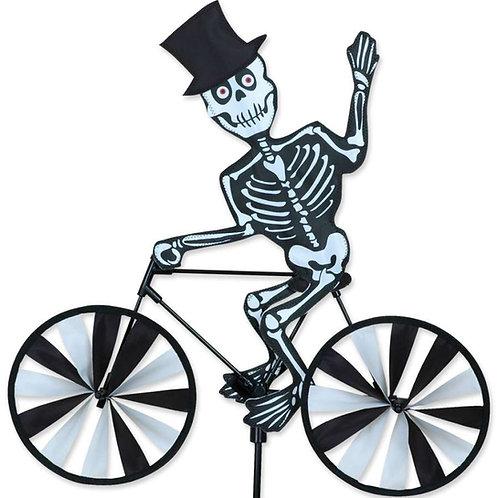 20in SKELETON BICYCLE SPINNER