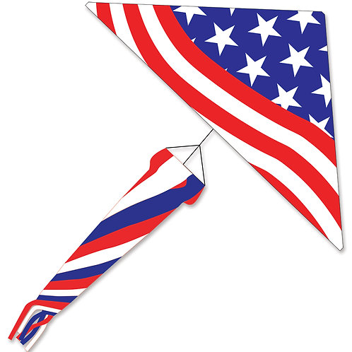 6.5ft. DELTA - OLD GLORY PACKAGE