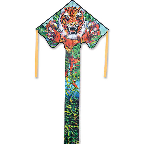 TIGER LARGE EASY FLYER KITE