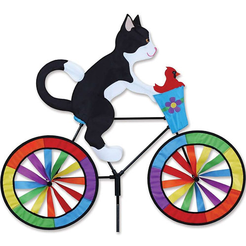 30in TUXIDO CAT BICYCLE SPINNER