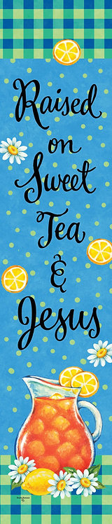 SWEET TEA & JESUS YARD EXPRESSION