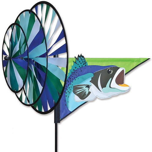 GAME FISH TRIPLE SPINNER