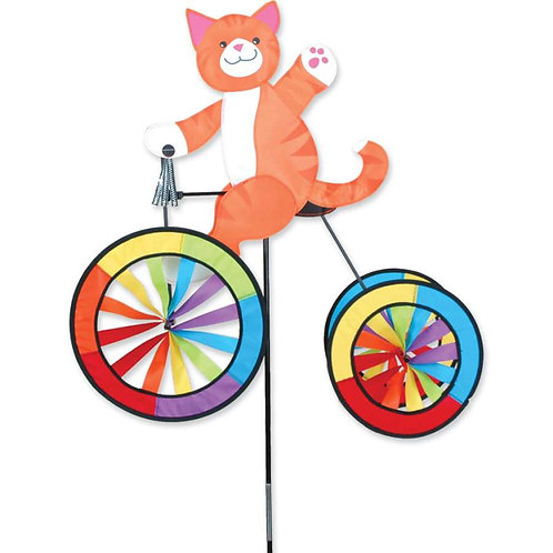 19in CAT TRICYCLE SPINNER