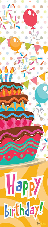 HAPPY BIRTHDAY YARD EXPRESSION