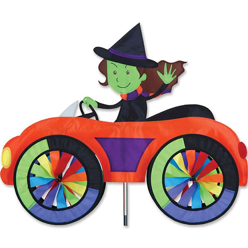 25in WITCH CAR SPINNER