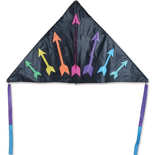 6.5ft. DELTA - RAINBOW ARROWS
