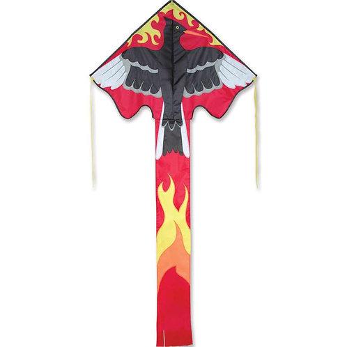 REBEL BIRD LARGE EASY FLYER KITE