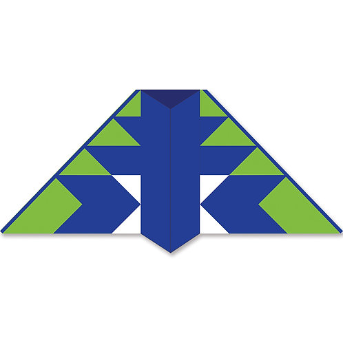 16' TUNNEL DELTA - BLUE GREEN
