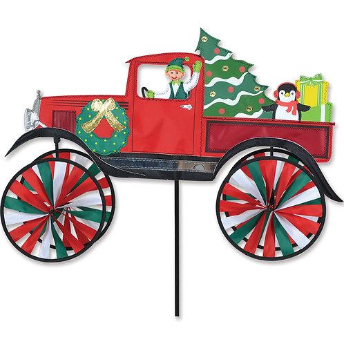 CHRISTMAS TRUCK SPINNER
