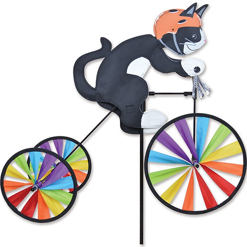 19in TUXIDO CAT TRICYCLE SPINNER