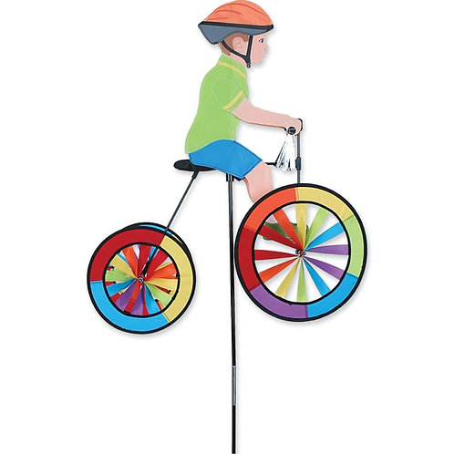 19in BOY TRICYCLE SPINNER