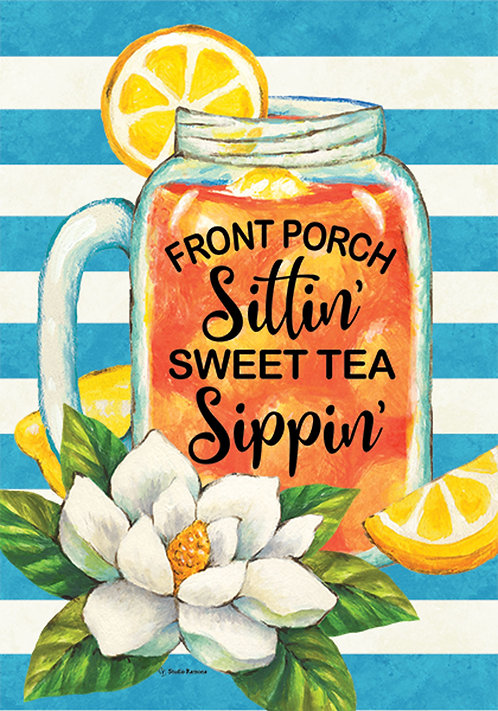 PORCH SWEET TEA FLAG