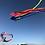 Thumbnail: ALBATROSS 3D WINDSOCK