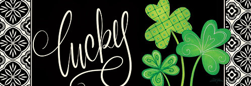 LUCKY CLOVERS SIGNATURE SIGN