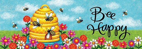 BEE SKEP SIGNATURE SIGN