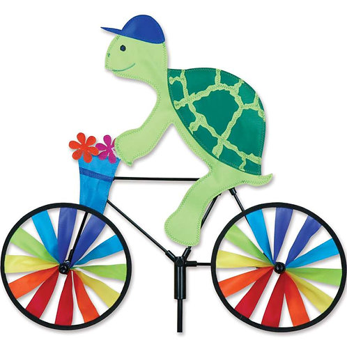 20in TURTLE BICYCLE SPINNER