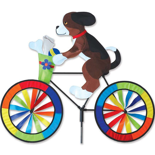 30in PUPPY BICYCLE SPINNER