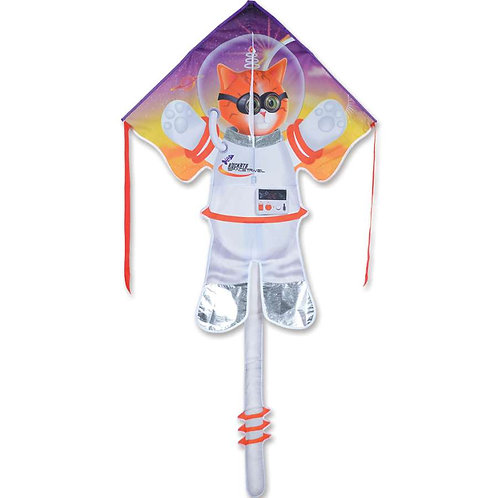 CATSTRONAUT LARGE EASY FLYER KITE