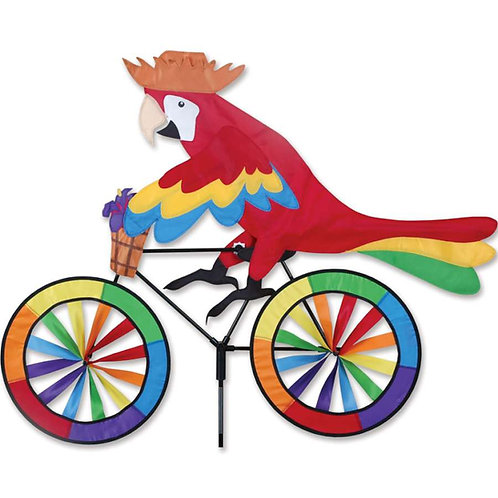30in PARROT BICYCLE SPINNER