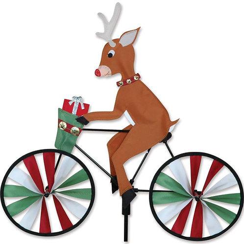 20in REINDEER BICYCLE SPINNER