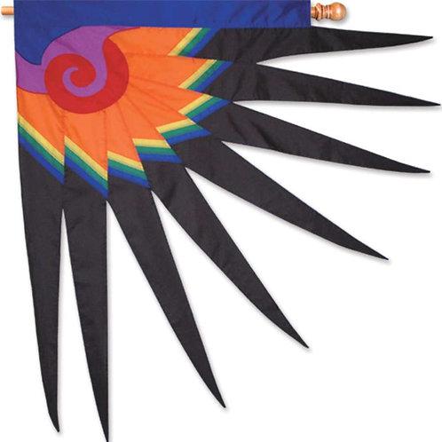 HYDRA BLACK PROGRESSIVE BANNER by SOUNDWINDS