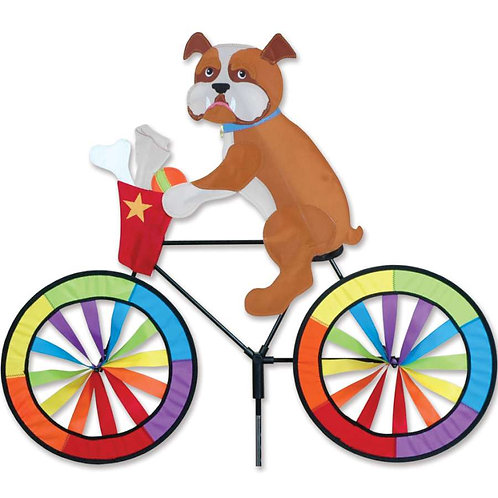 30in BULLDOG BICYCLE SPINNER
