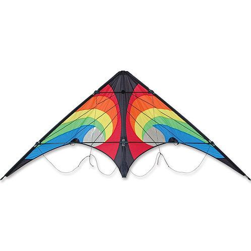 VISION SPORT KITE - RAINBOW VORTEX