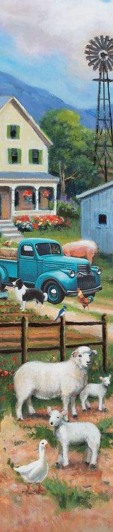 FARM TRUCK YARD EXPRESSION
