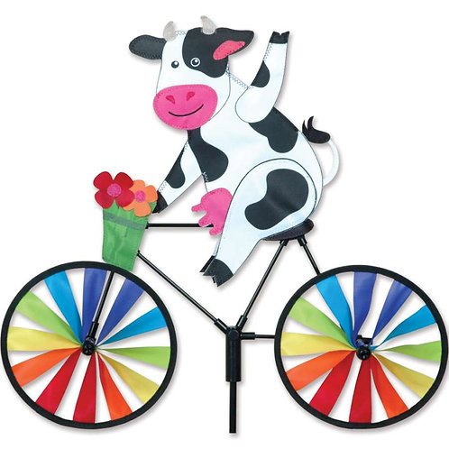 20in COW BICYCLE SPINNER