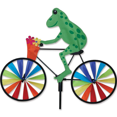 20in TREE FROG BICYCLE SPINNER