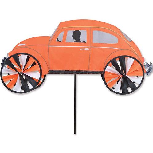 26in CLASSIC ORANGE VW BEETLE SPINNER