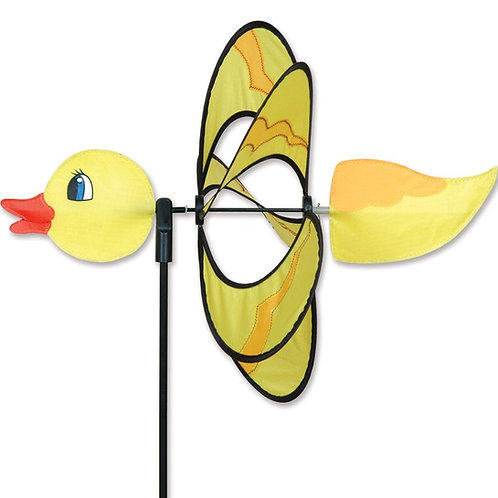 WHIRLY WING SPINNER - YELLOW DUCK