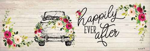 HAPPILY EVER AFTER SIGNATURE SIGN