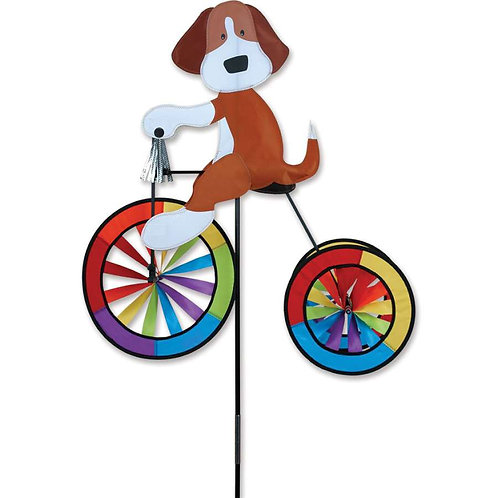 19in DOG TRICYCLE SPINNER