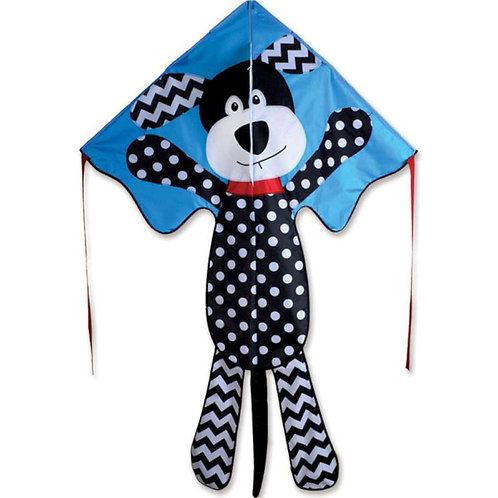 PATTERN PUPPY LARGE EASY FLYER KITE